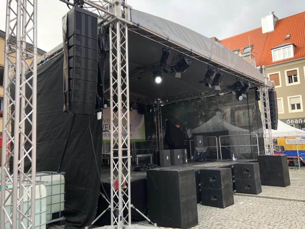 VSL Eventtechnik - Bühnentechnik